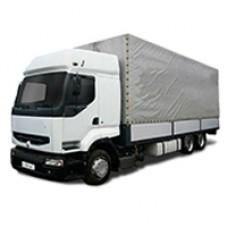 Грузоперевозки Казань-Абакан 10 тонн (тент)
