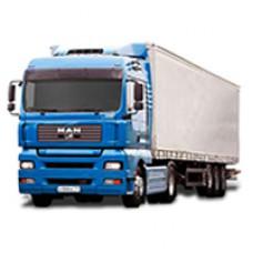 Грузоперевозки Тольятти-Абакан 20 тонн (тент)